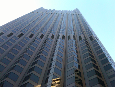 Bank of America Building -- San Francisco, CA