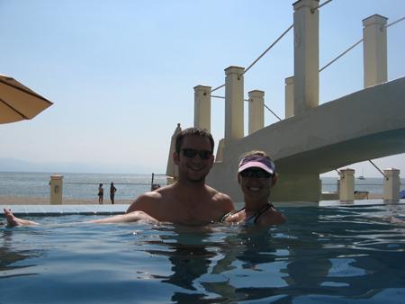 Erin Bryan Bibeau Honeymoon Puerto Vallarta