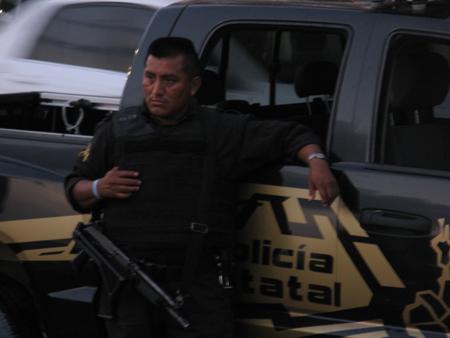 Puerto Vallarta State Police