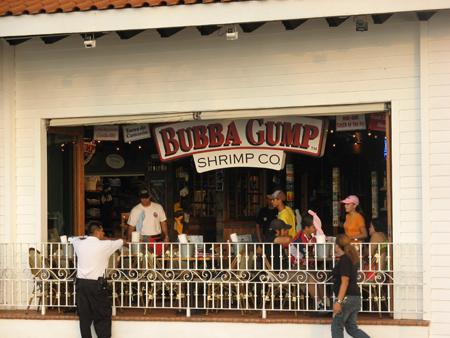 Bubba Gump Shrimp Company Puerto Vallarta, Mexico