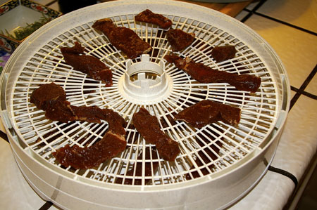 Nesco Food Dehydrator Jerky