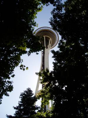 Seattle Sky Needle