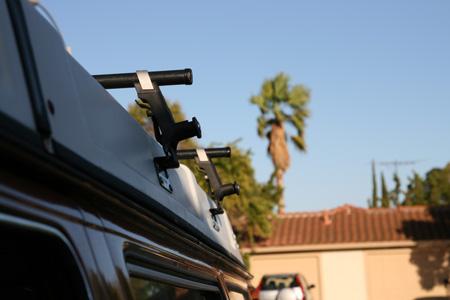 Volkswagon Vanagon Westfalia Yakima Roof Rack Rocketbox