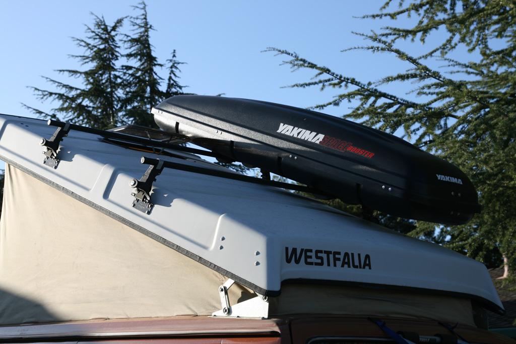 Vanagon Westfalia Yakima Roof Racks