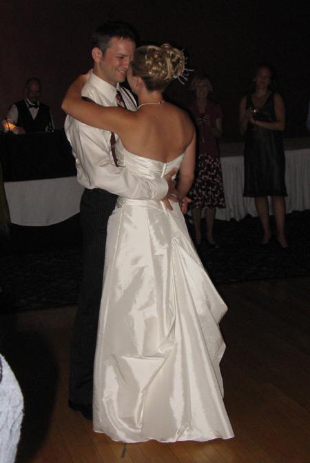Erin Darling Bryan Bibeau Wedding Dance Bethel Inn Maine ME
