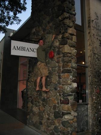 Rock Climbing -- San Luis Obispo, CA