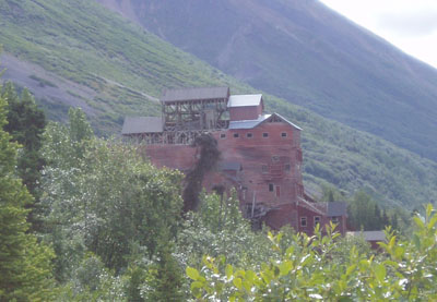 Kennicott Mines High Grade Sorting Facility